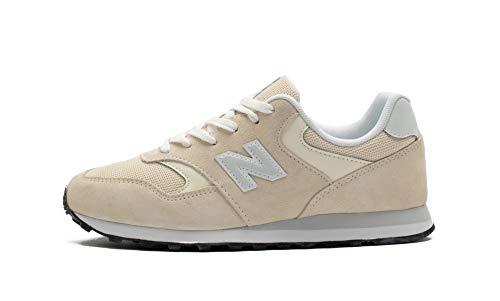 New Balance WL393 - Zapatillas deportivas para mujer, color Beige, talla 38 EU