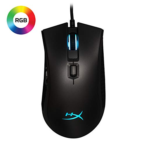 Hyperx HX-MC003B Pulsefire FPS Pro, Mouse Gaming RGB
