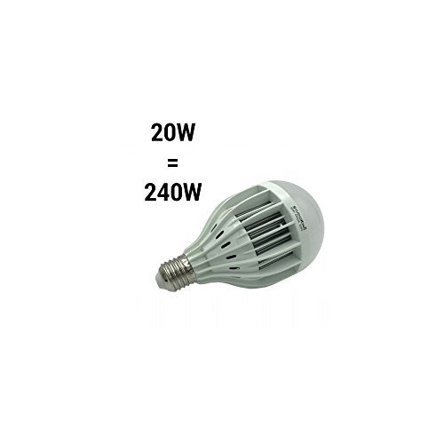 StudioKing LED Daglichtlamp 20W E27 LED20