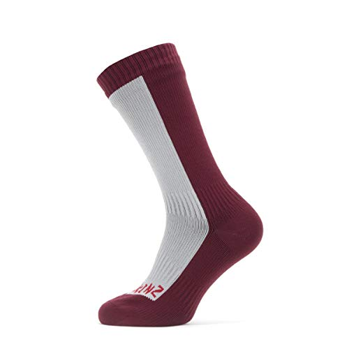 SealSkinz Waterproof All Weather Mid Length Sock Mixte