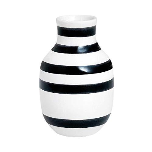 【ケーラー】ケーラー Omaggio(オマジオ) フラワーベース/花瓶 125mm ブラック