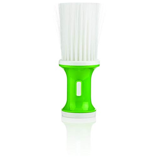 Poire à talc vert