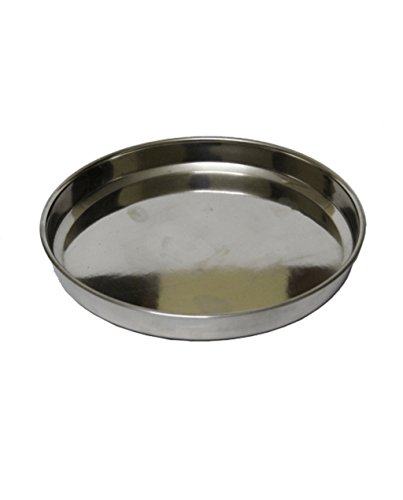 EastWest Stainless Steel Thali Plate - 12-Inch