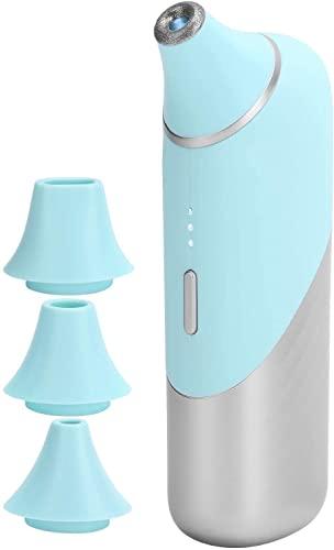 Máquina visual de eliminación de puntos negros para nariz o cara, eléctrico inteligente WIFI vacío succión facial poro limpiador para mujeres hombres