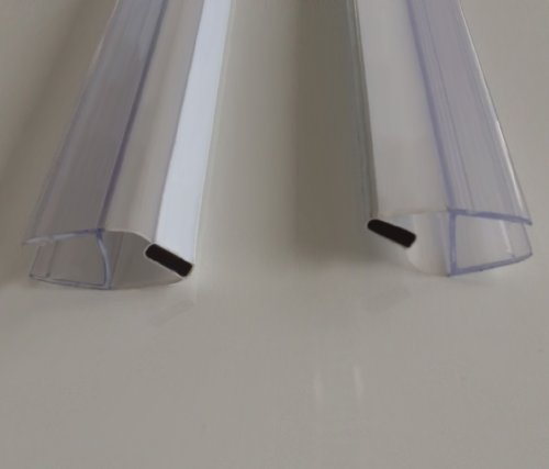 Magnetdichtung für Duschen- und Trennwände (195 cm)