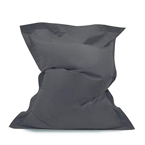LLDEJUSH Puff Gigante Puf Cuadrado Fundas para Sofá Sin Relleno Silla De Tumbona Impermeable Puff Puff Sofá Tatami Muebles De Sala-El 140X180Cm_China