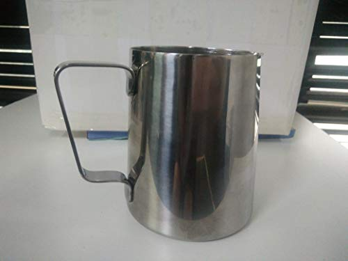 Great Price! Espresso Steaming Pitcher, Stainless Steel Milk Forthing Pitcher