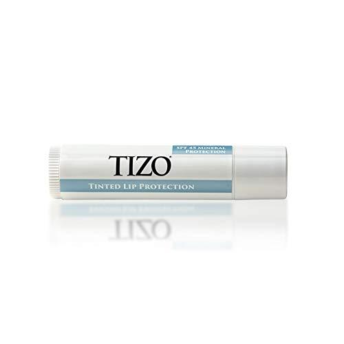 TIZO Tinted Lip Protection SPF 45, 0.14 oz