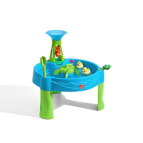 Step2 Duck Dive Water Table | Kids Water Table with Water Tower...
