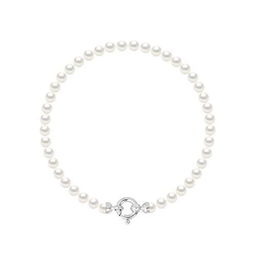 Pearls & Colors - Bracelet - Véritables Perles de Culture...