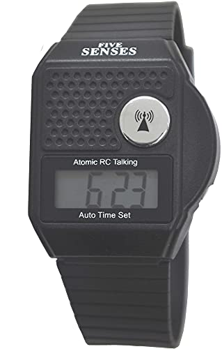 Orologio Atomic parlante in inglese English Talking Watch – Orologio...