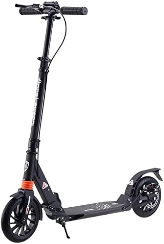 AIMCAE Kick Scooter - Big Wheel Scooters Up Adjustable Very popular! Genuine for with