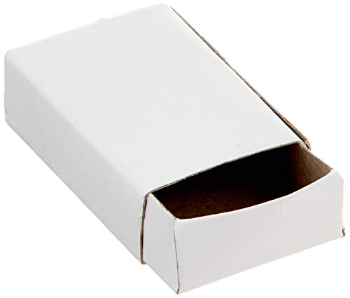 Baker Ross Streichholzschachteln zum Basteln und Bemalen für Kinder - 30 Stück