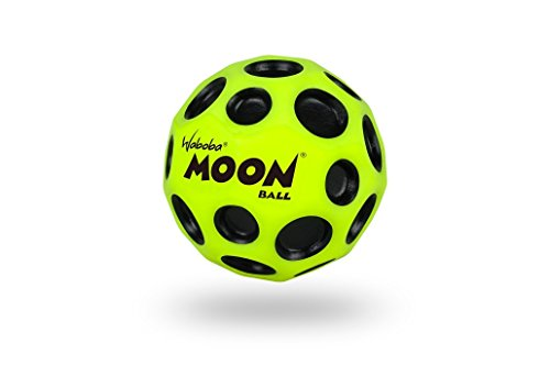 Waboba Moon Bounce Ball Neon Gelb