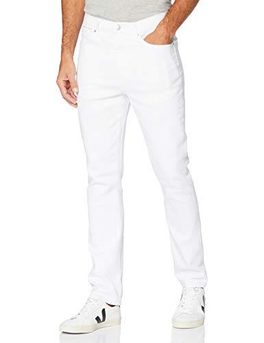 MERAKI USAPP1 Jean Skinny, Blanc, 32W / 32L