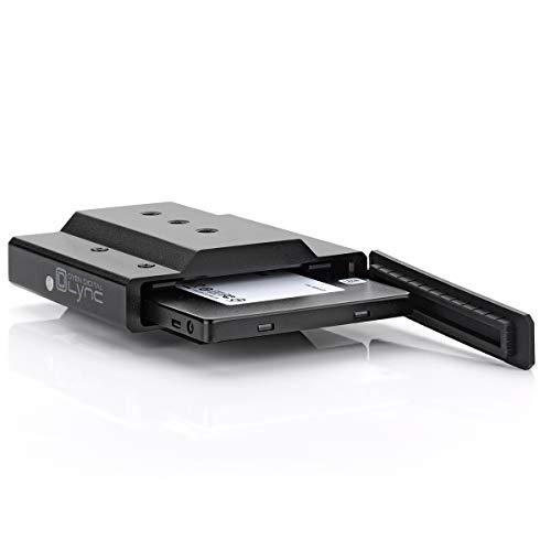 Oyen Digital Lync USB-C to SSD Camera Drive Dock, L1-C25-BK