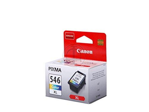 Original XL Tinte Canon CL-546 XL , CL-546XL8288 B 001 , 8288B001 - Premium Drucker-Patrone - Cyan, Magenta, Gelb - 300 Seiten - 13 ml