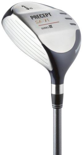 PRECEPT golfknuppel SA-71 III linkshandig hout 3, grafie. R-Flex.