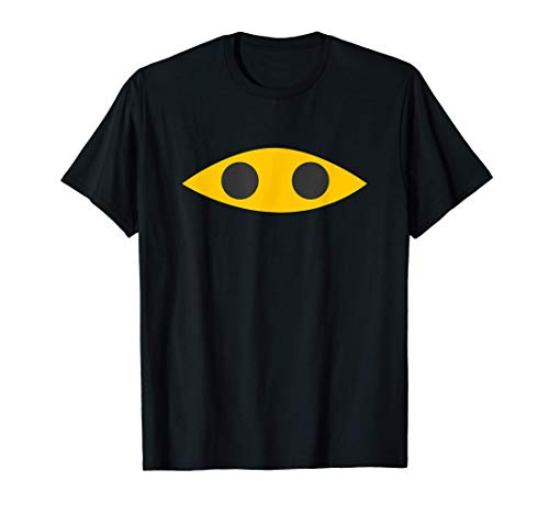 Disfraz del grupo de Ninja Emoji de Halloween Camiseta