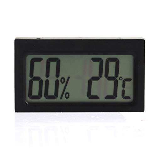 JEANS DREAM Mini Igrometro Digitale LCD Termometro Temperatura Interna Umidità