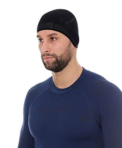 Brubeck Thermo Active Hat/Muts - Zeer Geschikt voor onder Helm