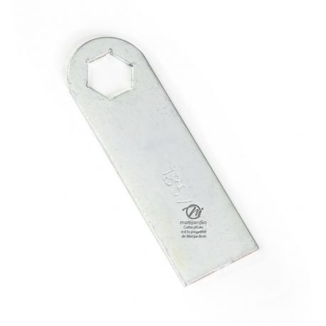 Couteaux scarificateurs x12. Pour Kynast N° 100.001.638, 00.1857.40 - Pièce neuve