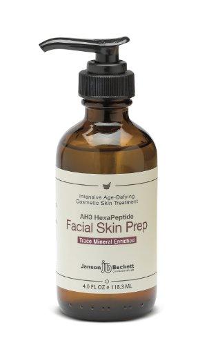 Janson Beckett Facial Skin Prep