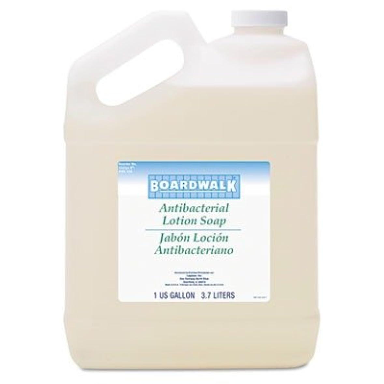 明快ディーラーペンスボードウォーク430ea抗菌Liquid Soap、花柄Balsam、1ガロンボトル
