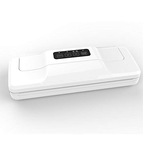 Best Price IQQI Vacuum Sealer, Automatic Food Sealer Machine Food Fresh Preservation,Dry and Moist O...