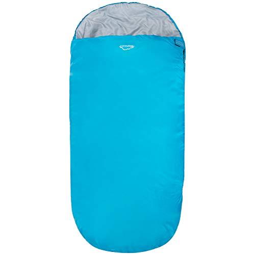 Highlander XL Wide Sleeping Bag Big Large XL Sleeping Bag Extra Large Pod Design perfect for...