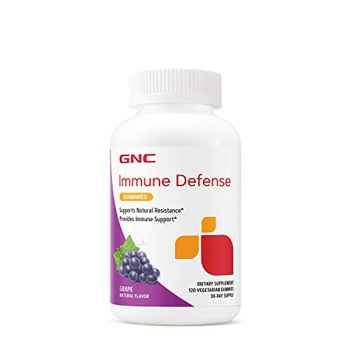 GNC Immune Defense Gummies - Grape