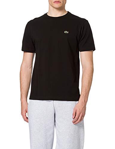 Lacoste Herren TH7418 T-Shirt, Black, L
