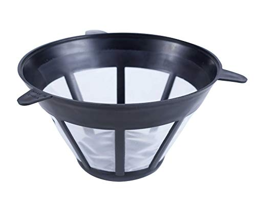 Fill 'n Brew Reusable Coffee Filter (Cone #4) – fits most Bosch, Regal, Krups and Melitta #4 coffee makers
