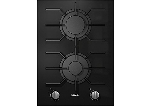 Miele Gas kookplaat CS 7102 FL Zwart Afwerking 40 cm