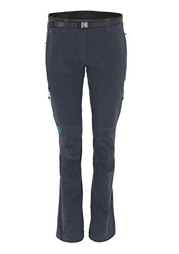 Ternua Westhill - Pantalones de montaña para mujer, color Gris (Whale