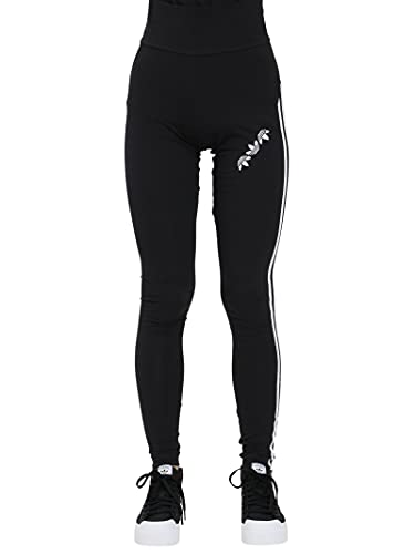 adidas GT8469 HW Tights Leggings Womens Black/White 44