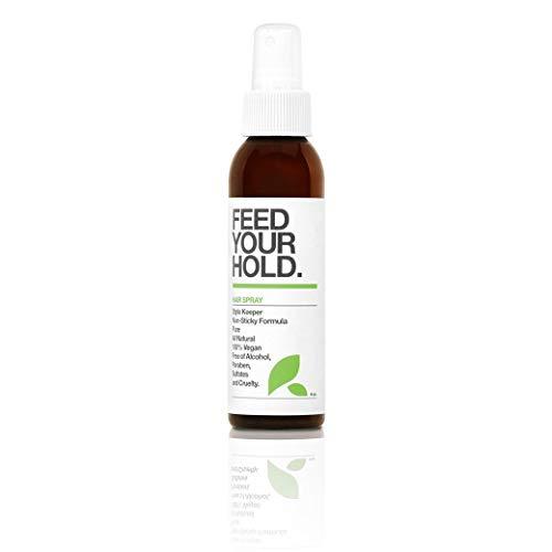 yarok Feed Your Hold Style Sustaining Hair Spray, 2.0 oz. by yarok