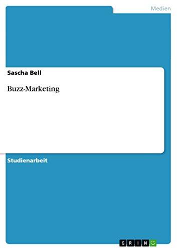 Buzz-Marketing (German Edition)