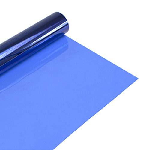 Selens Gel-Filter, 40 x 50 cm, Blau, 4 Stück
