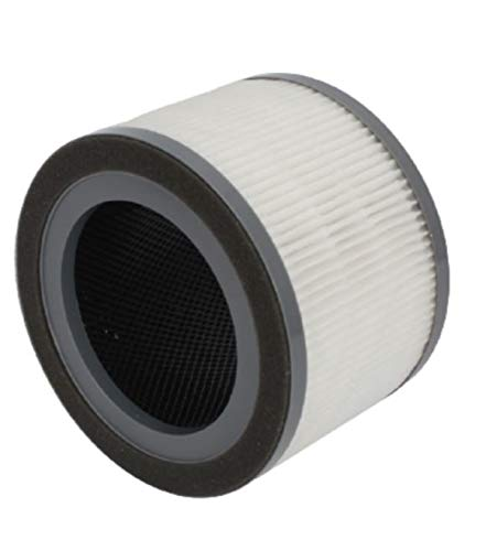 ECOREMEND Replacement filter for Vista 200 HEPA Filter, Compatible with LEVOIT Vista 200 Air Purifier, 3-in-1 Premium H13 HEPA Filter Replacement, Vista 200-RF, Includes 1 Circular HEPA Filter