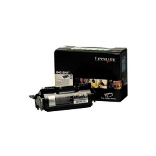 Lexmark Optra T 640 (64016HE) Original Toner von Lexmark - Schwarz/Black / ca. 21.000 Seiten