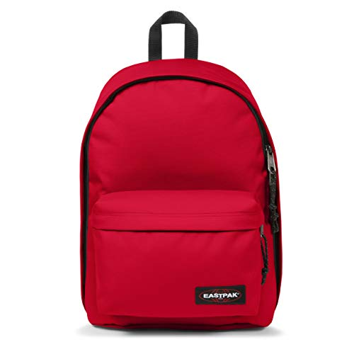 Eastpak Out Of Office Zaino, 44 Cm, 27 L, Rosso (Sailor Red)