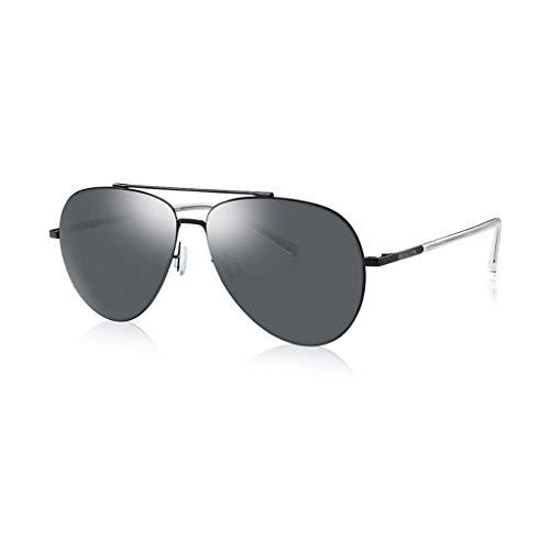 ZHANGJINYISHOP2016 Lente polarizada HD Clásico Gafas de Sol polarizadas Gafas de Sol for Retro Ultraligero, Elegante y Duradero