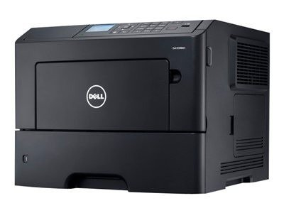 Dell Laser Printer B3460dn - Printer - monochrome - Duplex - laser - A4/Legal - 1200 x 1200 dpi - up to 50 ppm - capacity: 650 sheets - USB, Gigabit LAN, USB host Photo #3