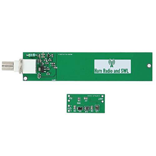Antena receptora simple, antena activa antiinterferencias, recepción de señal duradera, radioaficionado, rango de onda corta, industrial para recibir radio