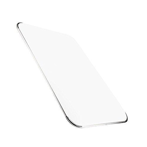 HG® 96W LED Deckenlampe Büro Panel IP44 Badezimmer geeignet Angenehmes Licht eckig Weiß Wand-Deckenleuchte