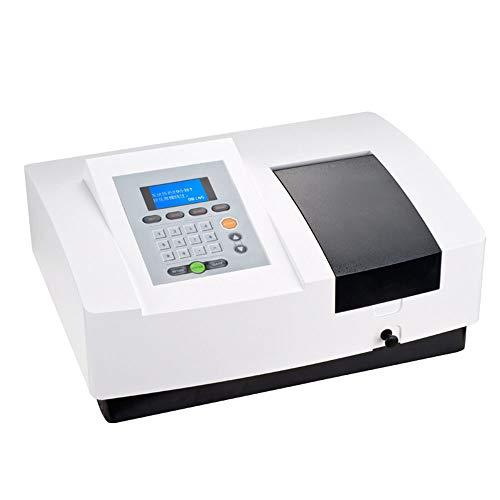 CGOLDENWALL 723 Spektrometer Scanning Visible Spectrophotometer Belichtungsmesser LCD Digitalanzeige UV-sichtbares Tragbares Laborgerät