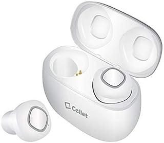 PRO Wireless V5 Auriculares Bluetooth para Huawei Mate 30 5G Mini con estuche de carga para auriculares in-ear (V5.0 Pro B...