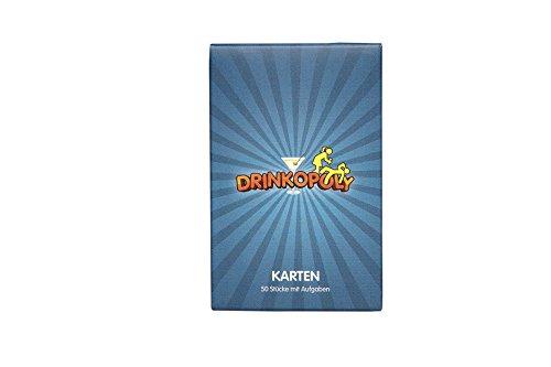Drinkopoly - 50 Zusatzkarten verrückteste Spiel Aller Zeiten
