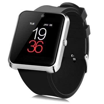Haier V1 240240 1.54-inch IPS 2.5D Glass MTK2502C Bluetooth 4.0 380 mAh 0.3MP Camera Smart Watch